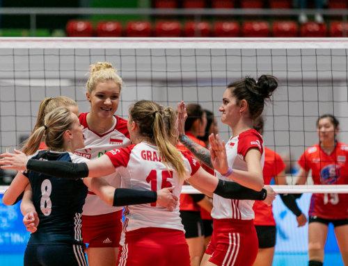 Montreux Volleymasters: Biało-czerwone wywalczyły finał