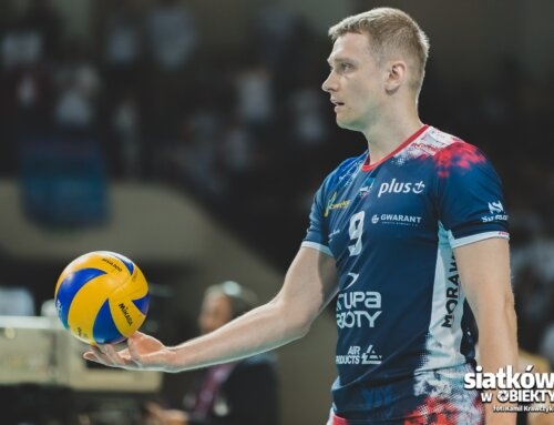 Transfery: Łukasz Wiśniewski odchodzi z ZAKSY
