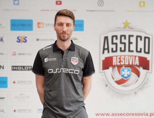 Transfery: Nicolas Marechal nowym przyjącym Asseco Resovii
