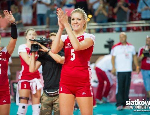 Montreux Volley Masters: Polki meldują się w półfinale