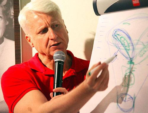 Marian Jelinek: Najlepsi trenerzy w młodzieżowej siatkówce to tacy, którzy uczą dzieci kochać sport.
