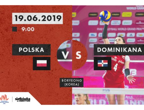 Liga Narodów 2019 (K): Terminarz i wyniki [19.06.2019]