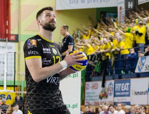 PlusLiga: Kolejna porażka BKS-u Visły Bydgoszcz