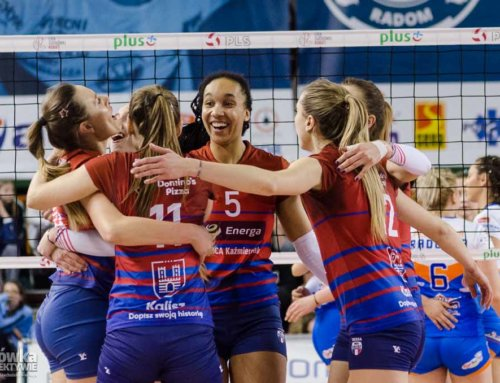 Transfery: Justyna Łysiak nową libero drużyny z Kalisza
