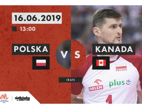 Liga Narodów 2019 (M): Terminarz i wyniki [16.06.2019]