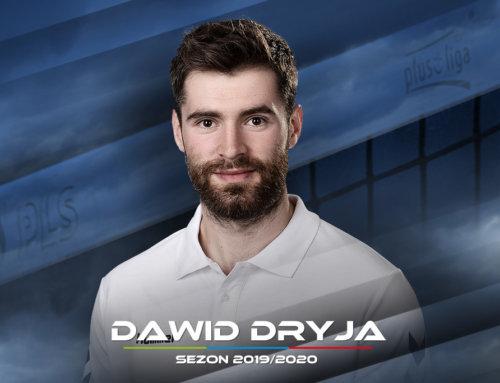 Transfery: Dawid Dryja zamyka skład MKS-u Będzin