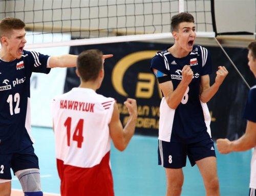 Mistrzostwa Europy Kadetów: Biało-czerwoni pokonują Portugalię w czterech setach!