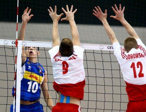 Mistrzostwa Europy Kadetów: Biało-czerwoni na inaugurację turnieju przegrywają z Włochami.