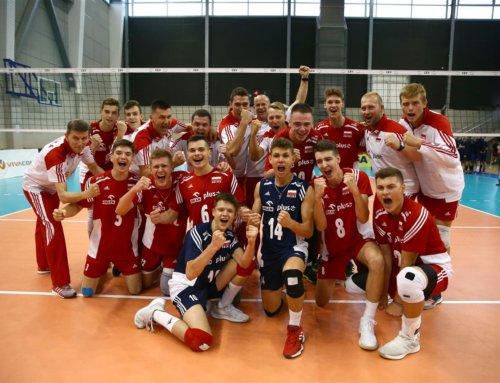 Mistrzostwa Europy Kadetów: Tym razem biało-czerwoni nie zawiedli! Pewna wygrana z reprezentacją Rosji.