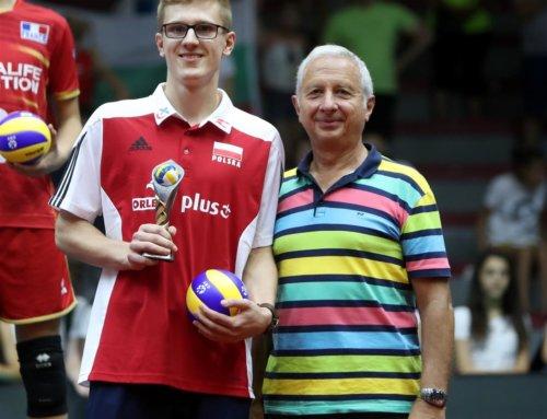 Mistrzostwa Europy U17 (M): Szymon Górowski w drużynie marzeń turnieju!