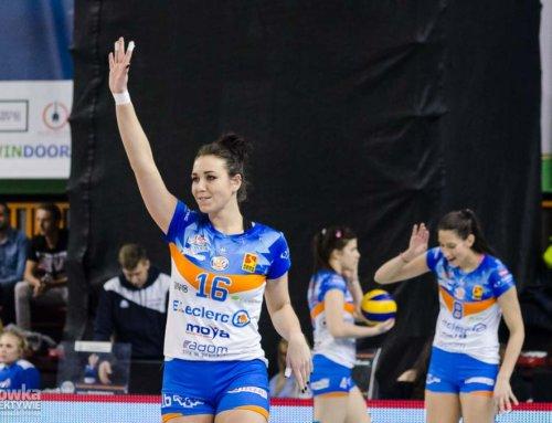 Transfery: Gabriela Ponikowska nową środkową pilanek