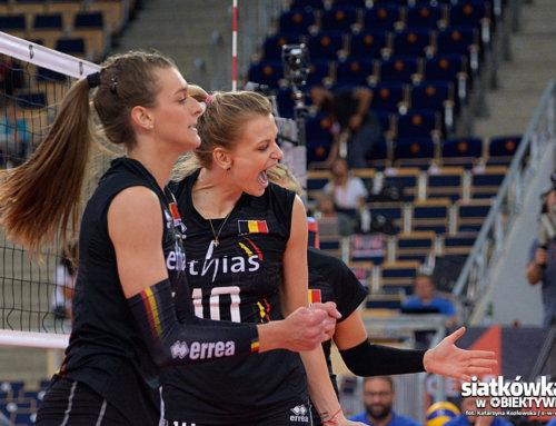 ME 2019 (K): Grupa: B: Belgijki z kolejnymi punktami na koncie