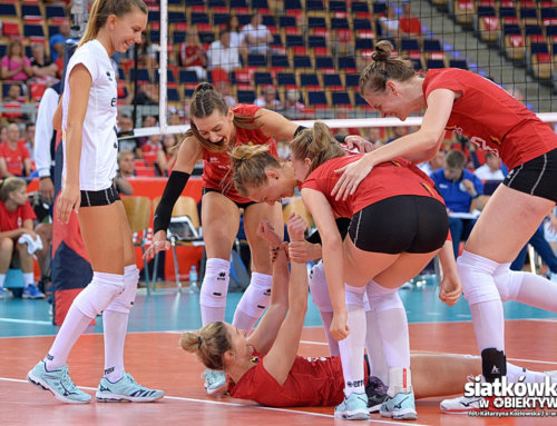 ME 2019 (K): Grupa B: Belgia – Słowenia