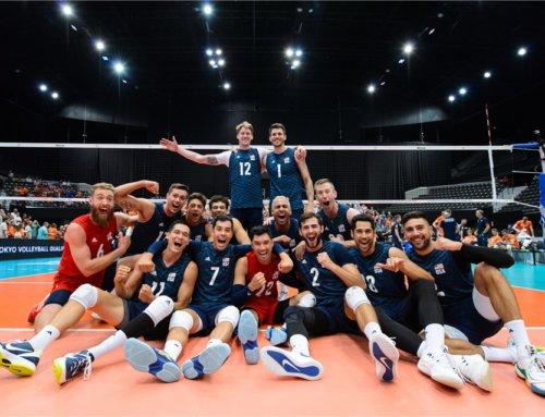 Kwal. IO 2020 (M): Grupa B: Amerykanie pewni udziału w Igrzyskach Olimpijskich