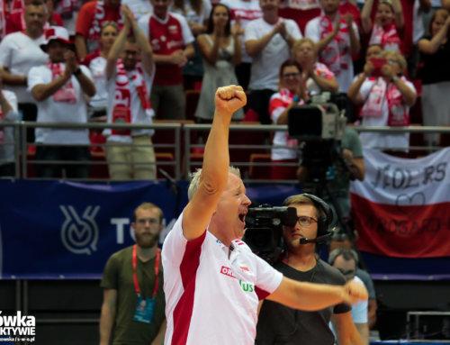 Reprezentacja: Vital Heynen na dłużej z Biało-Czerwonymi