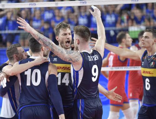 Kwal. IO (M), gr. C: Serbowie rozbici w Bari. Azzurri z awansem na Igrzyska