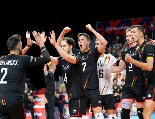 ME 2019 (M): Grupa B: Niemcy z kolejną porażką na koncie, Słowacy ponownie wygrywają
