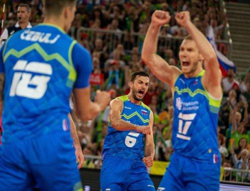 ME 2019 (M): Słoweńcy nie dali szans Bułgarom