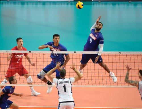 ME 2019 (M): Grupa A: Francuzi bez porażki meldują się w kolejnej rundzie