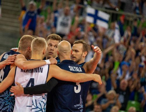 ME 2019 (M): Grupa C: Rosjanie nie dali szans Słoweńcom, pięciosetowy bój na korzyść Finlandii