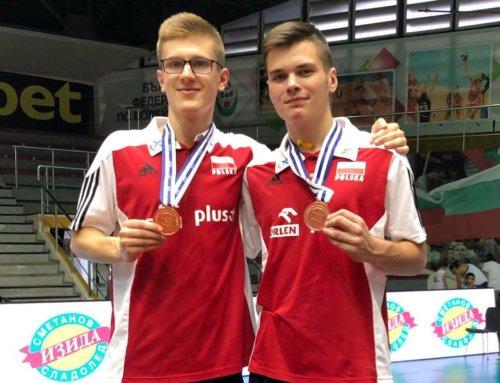 Brązowi medaliści ME U17 gośćmi s-w-o.pl