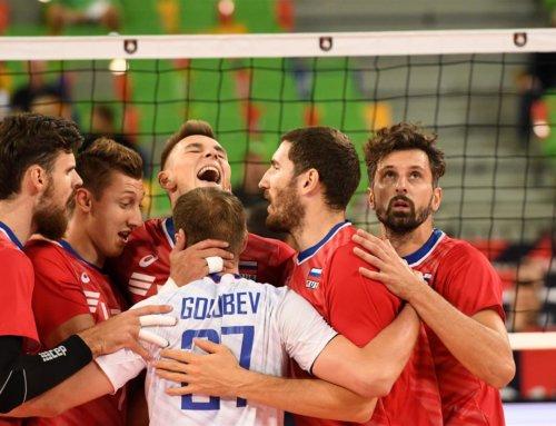 ME 2019 (M): Rosjanie pewnie pokonują Greków 3:0 i zagrają w ćwierćfinale