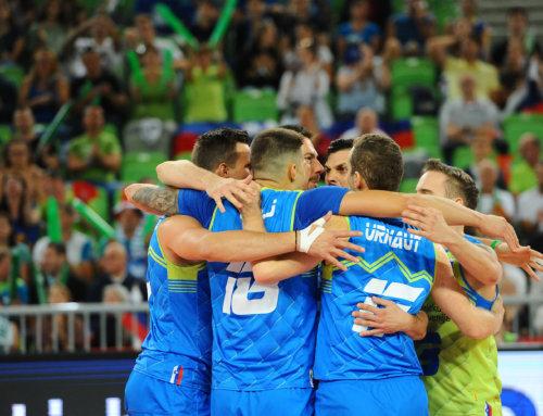 ME 2019 (M): Grupa C: Tie-break w spotkaniu Białorusi z Finlandia, Słowenia wygrywa za trzy punkty