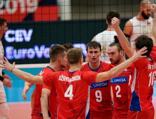 ME 2019 (M): Grupa D: Mimo przegranej z Czarnogórą, Czesi meldują się w 1/8 finału