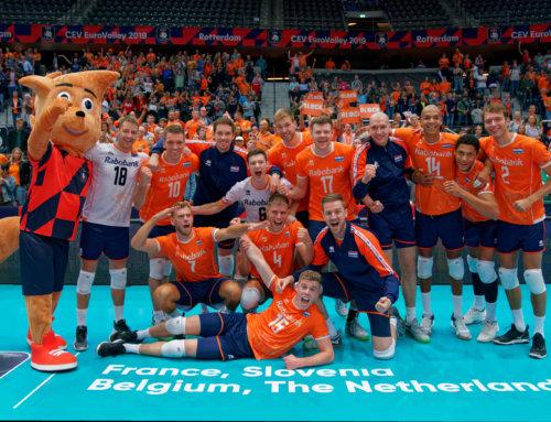 ME 2019 (M): Grupa D: Holendrzy rozprawili się z siatkarzami z Estonii