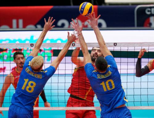 ME 2019 (M): Grupa D: Ukraina wraca na zwycięską ścieżkę