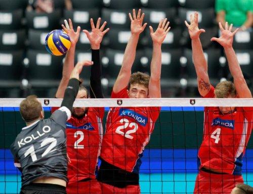 ME 2019 (M), gr. D: Trzy punkty dla Czechów. Estończycy nad przepaścią