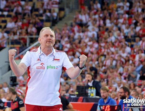 Jacek Nawrocki zrezygnował z prowadzenia reprezentacji!