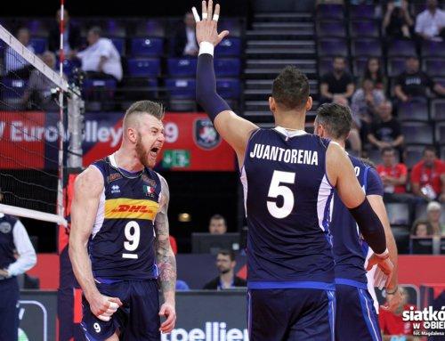 ME 2019 (M): Grupa A: Włosi i Francuzi wciąż bez porażki