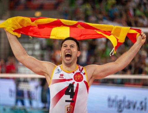 ME 2019 (M): Grupa C: Sensacyjna Macedonia, Turcja z problemami
