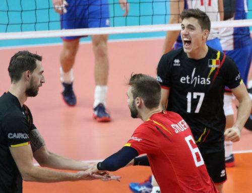 ME 2019 (M): Grupa B: Belgowie wciąż na czele tabeli