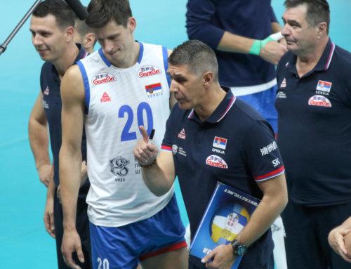ME 2019 (M): Grupa B: Pewne zwycięstwa Belgów i Serbów