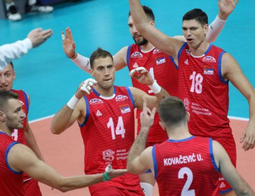 ME 2019 (M): Serbia w ćwierćfinale