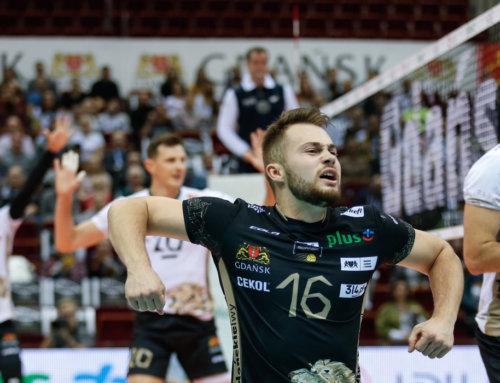 Fabian Majcherski dla s-w-o.pl: Młodość, charakter i nieustępliwość może cechować nasz zespół
