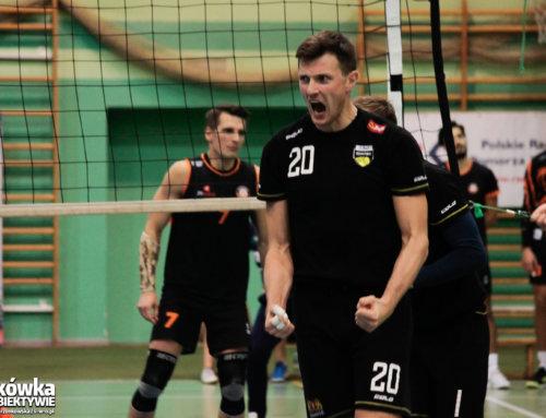 Wojciech Grzyb dla s-w-o.pl: Siatkówka nadal sprawia mi niesamowitą frajdę