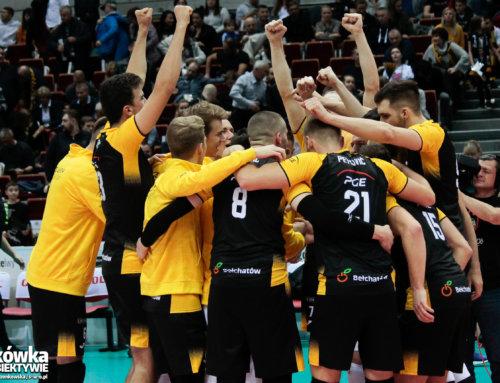 PlusLiga: Trzy punkty zostają w Bełchatowie