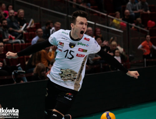 Paweł Halaba dla s-w-o.pl: Gramy z uśmiechem na twarzy. Każdy musi się nas obawiać
