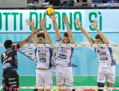 Superpuchar Włoch: Modena i Perugia zagrają o trofeum