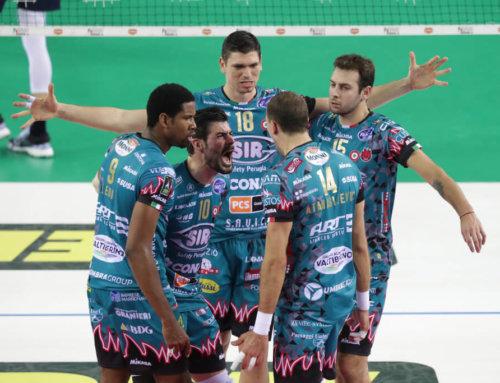 Superpuchar Włoch: Pierwsze trofeum dla drużyny z Perugii