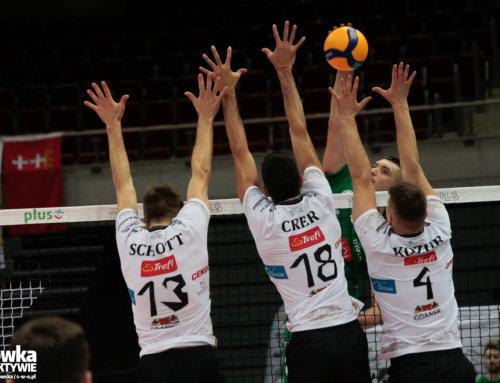 PlusLiga: Trefl Gdańsk wyszarpał zwycięstwo