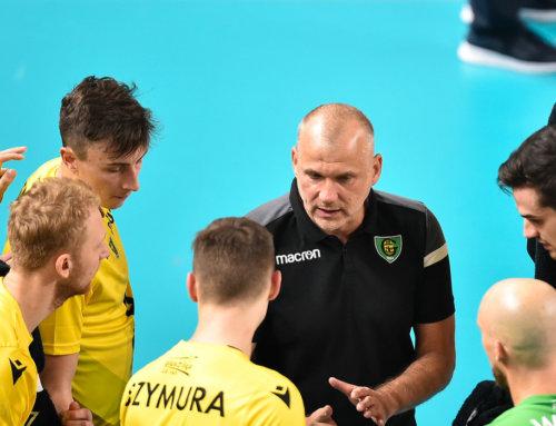 PlusLiga: GKS Katowice bliski sprawienia niespodzianki