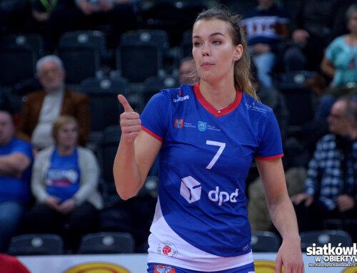 Transfery: Magdalena Damaske wzmacnia kaliszanki