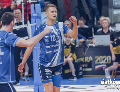 PlusLiga: Zawodnicy z Suwałk ponownie lepsi od Czarnych