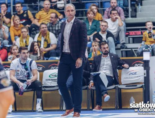 Trener Andrzej Kowal nadal będzie prowadził zespół z Suwałk
