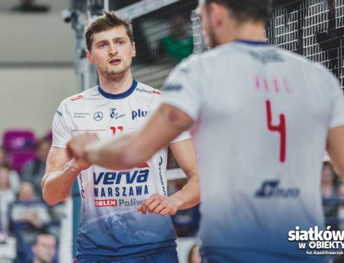 LM 2019 (M): Verva Warszawa przegrywa w Lizbonie
