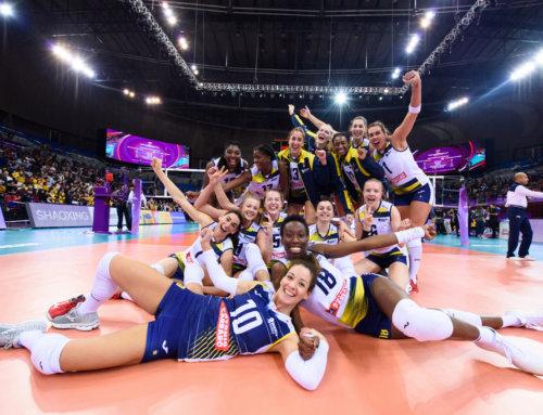 KMŚ 2019 (K): Drużyna Joanny Wołosz Klubowym Mistrzem Świata